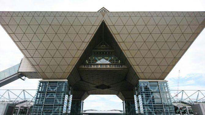 東京ビッグサイトにて開催された『エンディング産業展』の視察1