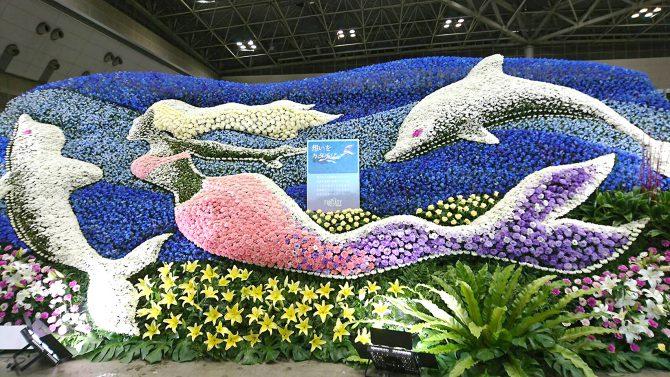 東京ビッグサイトにて開催された『エンディング産業展』の視察2