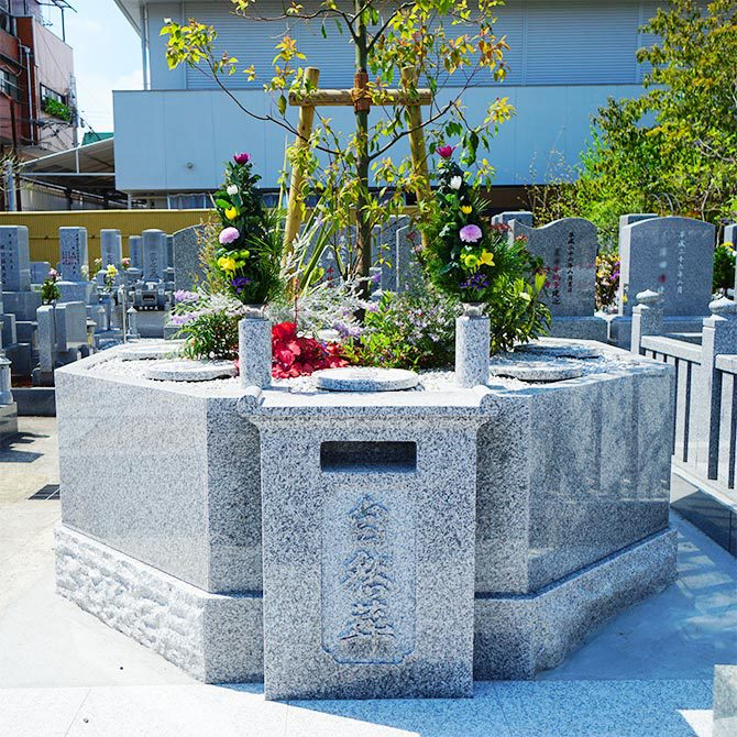自然葬合祀墓