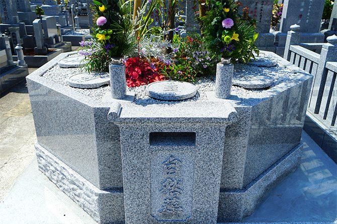 ペットと眠れる永代供養付き樹木葬【てんのうじ樹木葬庭苑墓地】6