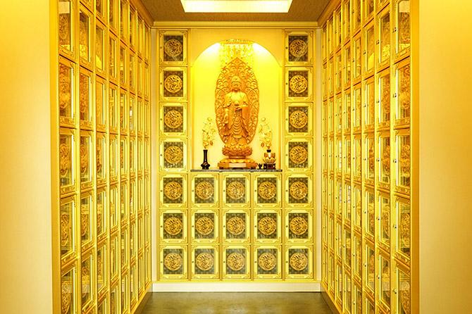 泰聖寺釈迦納骨堂2