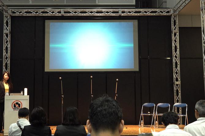 セミナー・イベント『~音と映像で演出する 未来の葬儀とは~』5