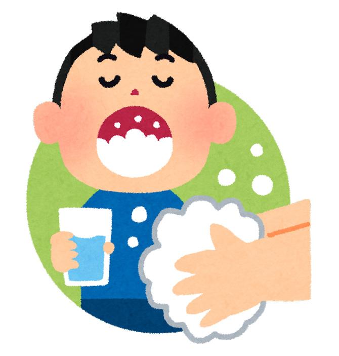外出時の感染症予防